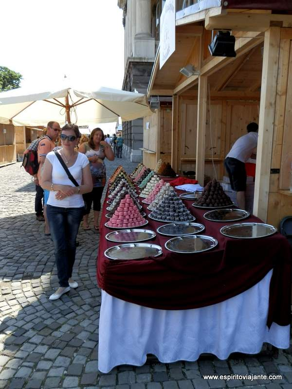 Visitar Budapeste - festival gastronómico