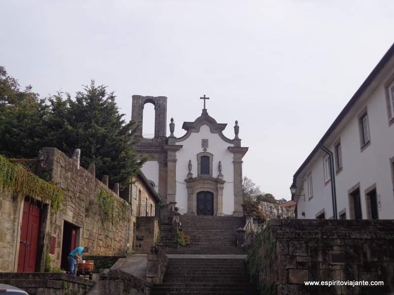Capela das Pereiras - Visitar Ponte de Lima