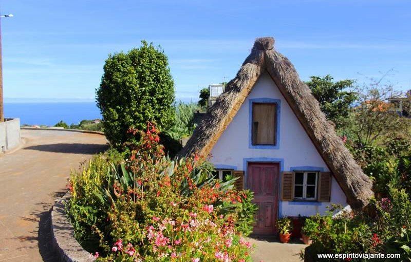 Visitar as Casas de Santana – Madeira