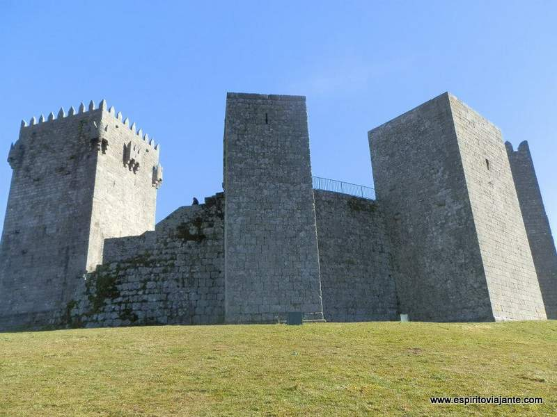 Castelo de Montalegre - visitar Montalegre