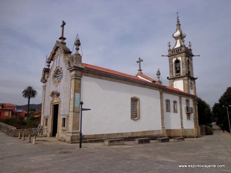 Igreja de Santo António da Torre Velha - Visitar Ponte de Lima