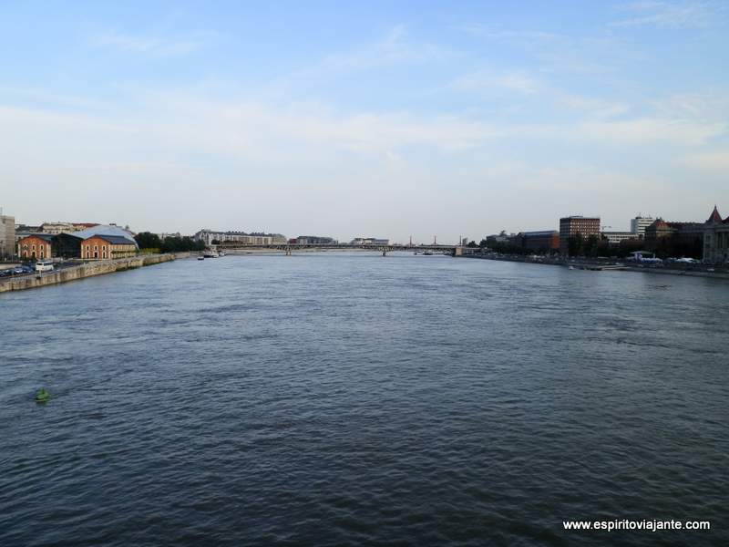 visitar Budapeste Danubio