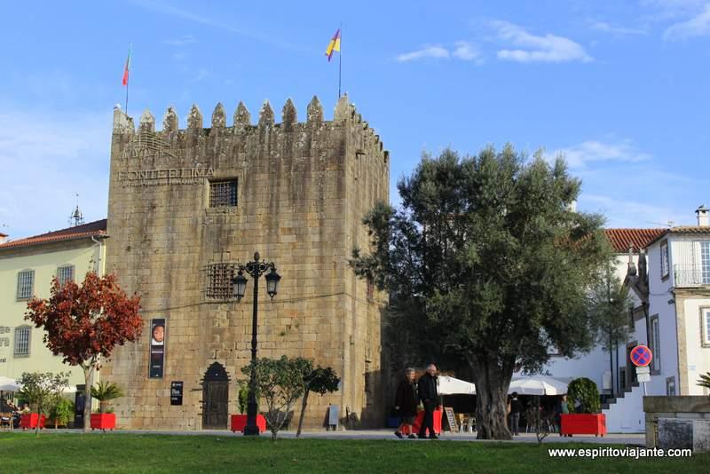 Torre da Cadeia Velha - Visitar Ponte de Lima