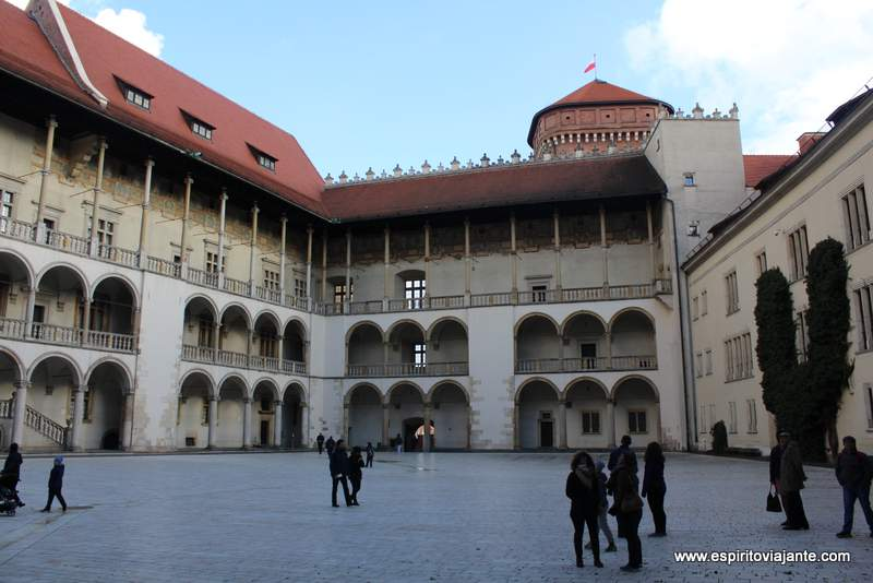 Castelo Real de Wawel Zamek Królewski na Wawelu