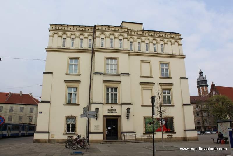 Museu Etnografico Cracovia