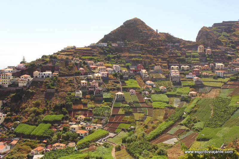 Paisagem agricola Madeira