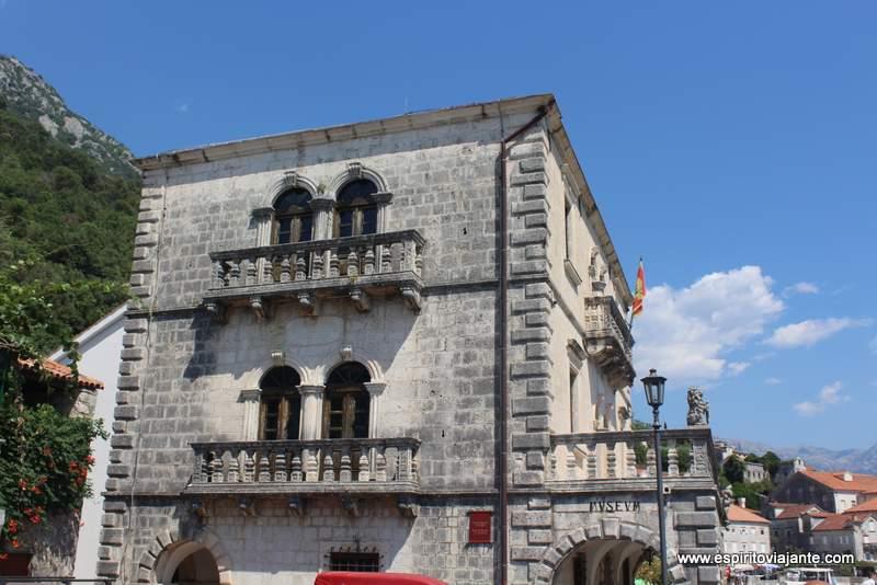 Palata Bujovic Kotor Montenegro Perast