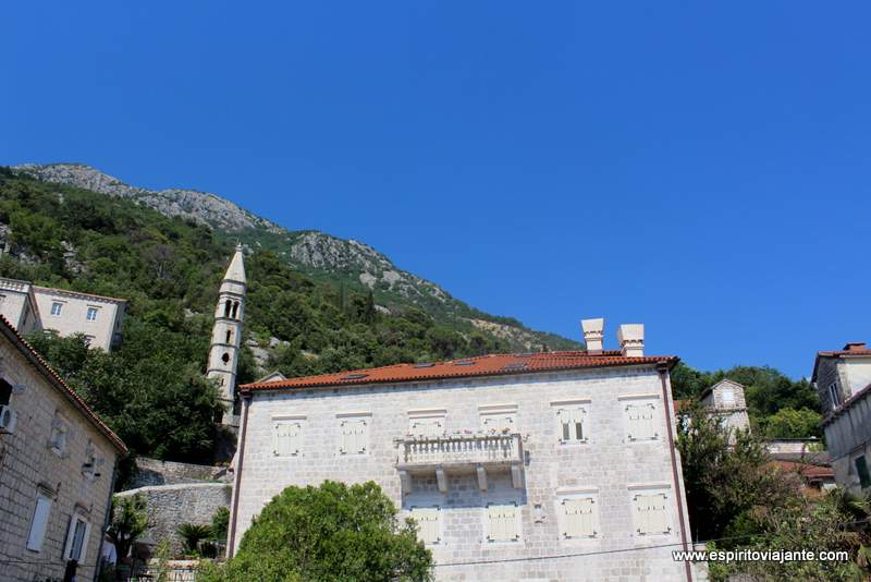 St. Anthony's Church Perast Montenegro