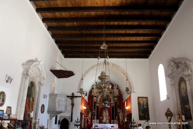 Sveti Nikola Church Perast Kotor Montenegro