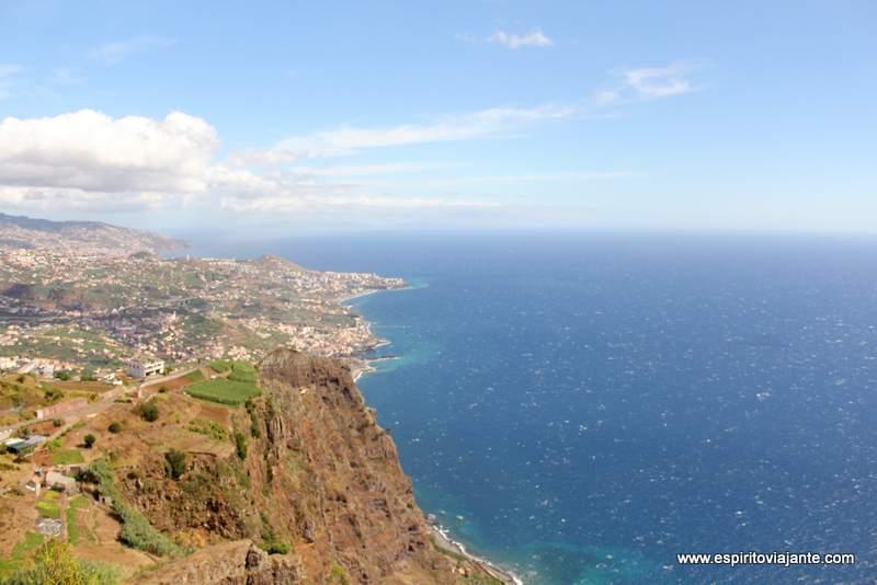 Vistas Cabo Girão Funchal Câmara de Lobos