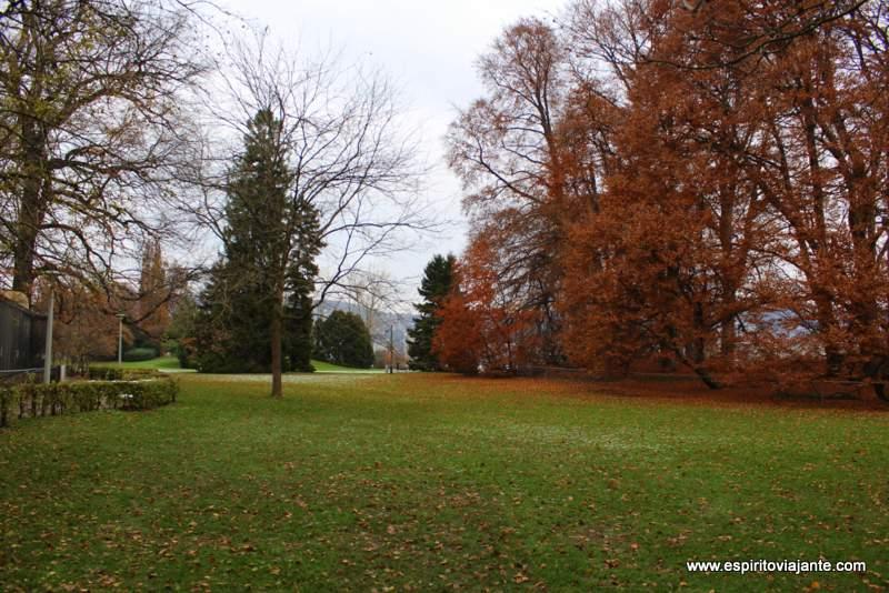 Arboretum ZUrich Visitar Zurique Suiça