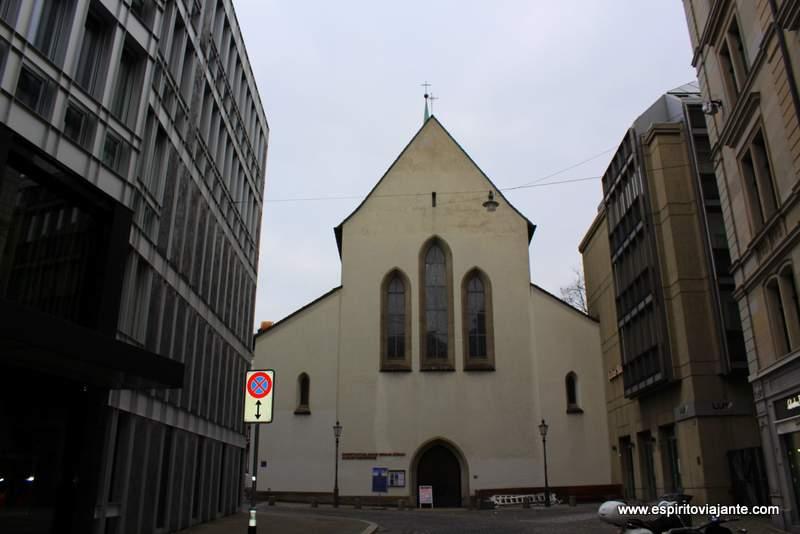 Augustinerkirche Zurich