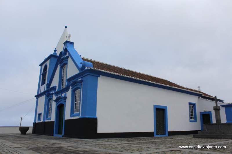 Igreja Matriz Quatro Ribeiras Terceira Açores