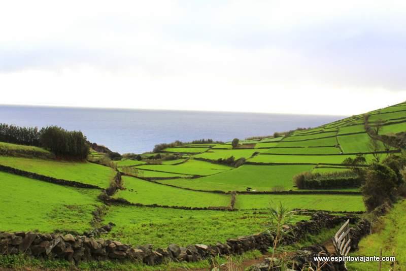 Terceira Island Azores Landscape