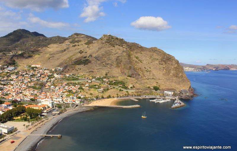 Visitar a cidade de Machico, Ilha da Madeira