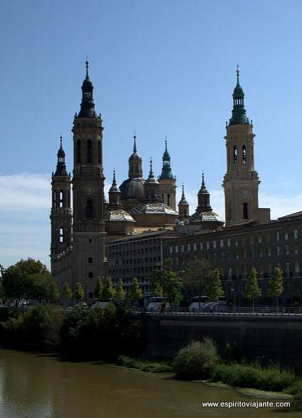 Turismo em Saragoça Espanha