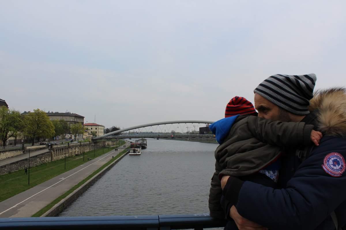 Visitar Polónia com crianças
