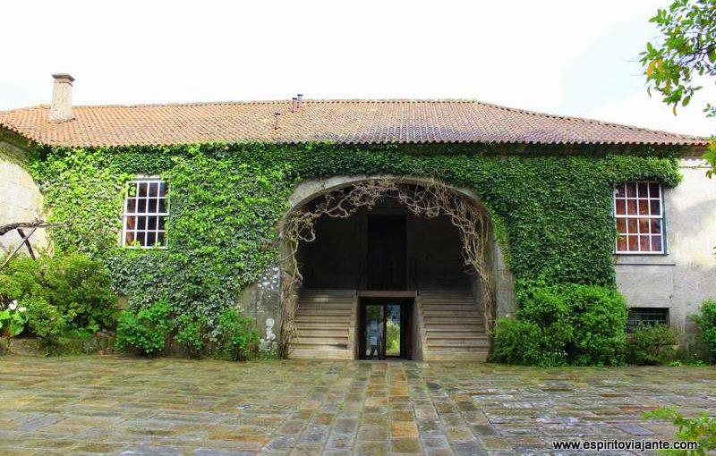 Visitar a Casa de Tormes em Baião
