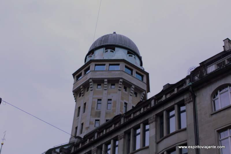 Zurique Urania Sternwarte