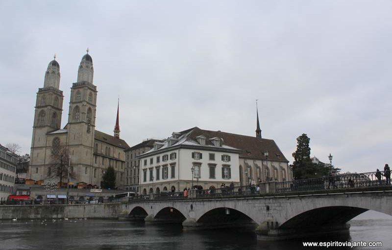 17 locais a visitar em Zurique, Suíça