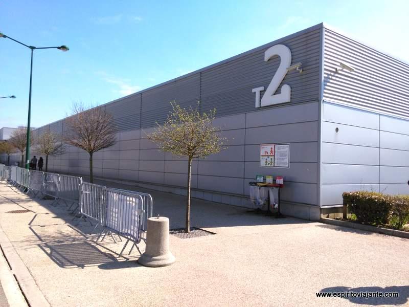 Aeroporto de Beauvais Paris França