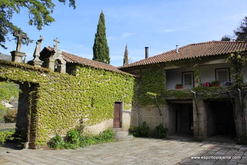 Quinta de Tormes Capela Fotos