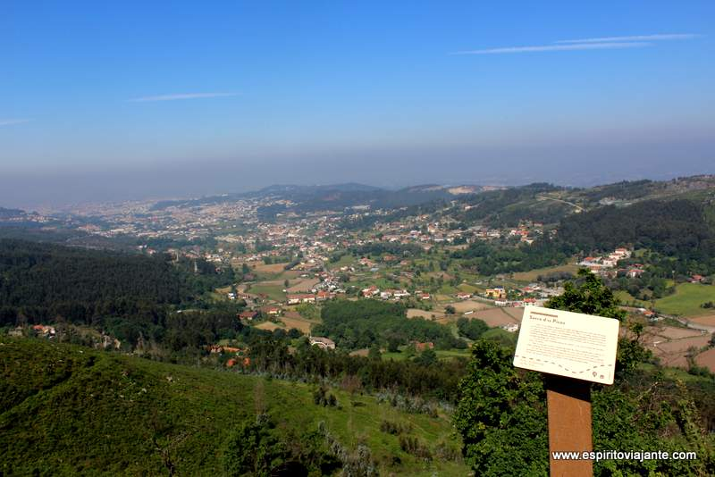 Miradouros Braga Minho Portugal