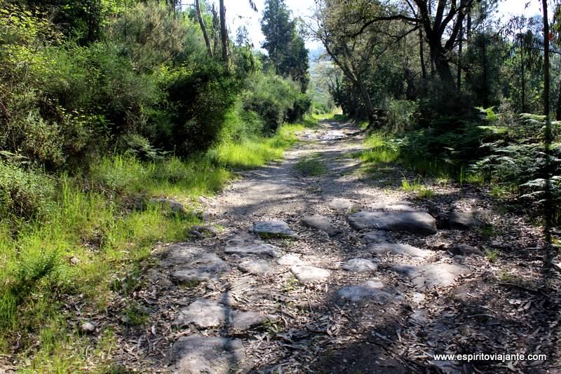 Estradas romanas Braga Portugal
