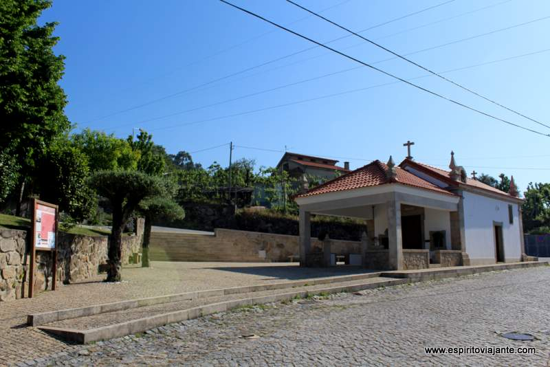Capela S. Sebastião São Mamede d' Este