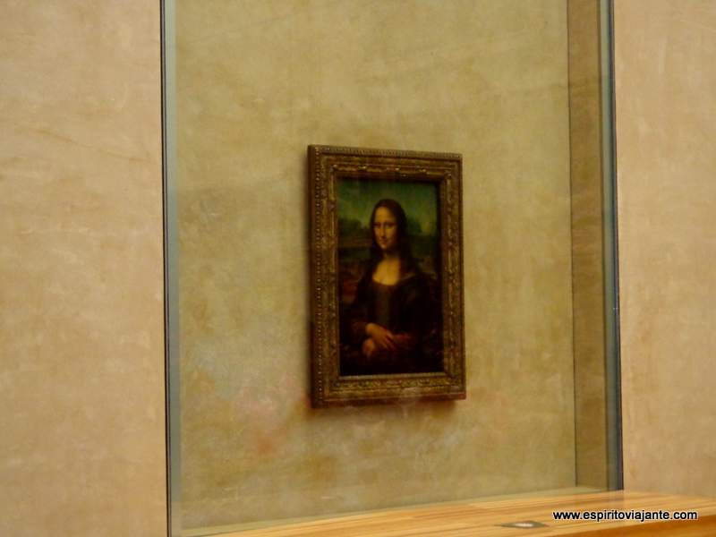 Museu do Louvre Mona Lisa Da Vinci