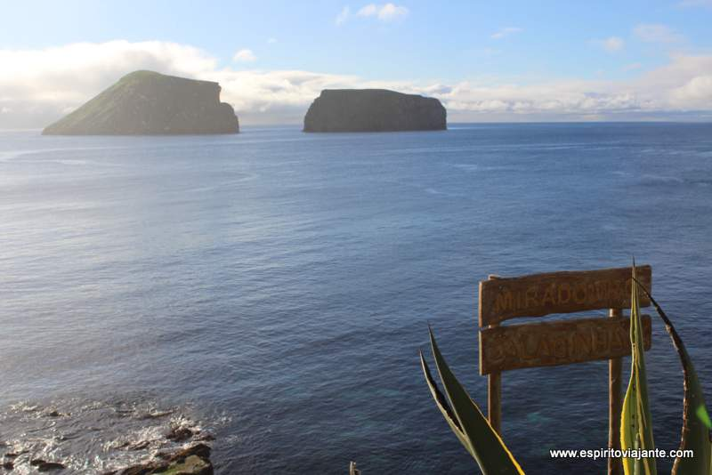 Miradouros Açores