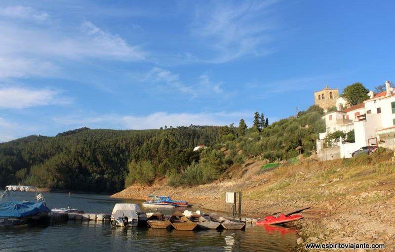 Visitar Dornes: a aldeia ribeirinha dos templários