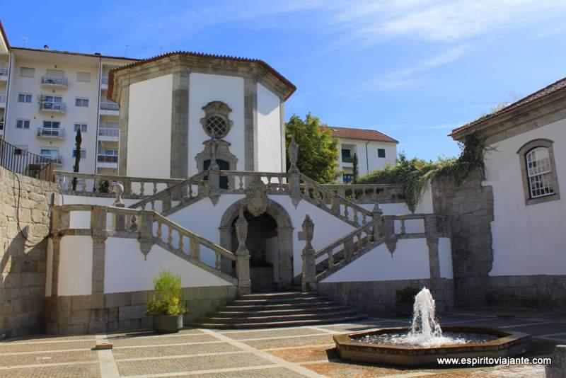 Monumentos em Castro Daire