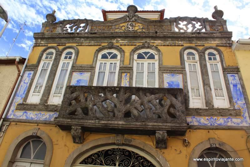 Património Cultural Castro Daire Portugal