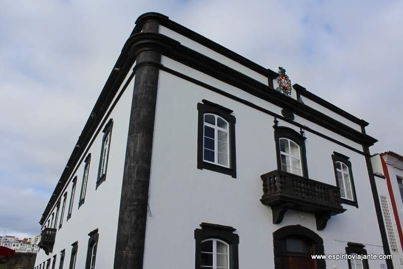 Açores Centro Histórico Angra do Heroísmo Unesco