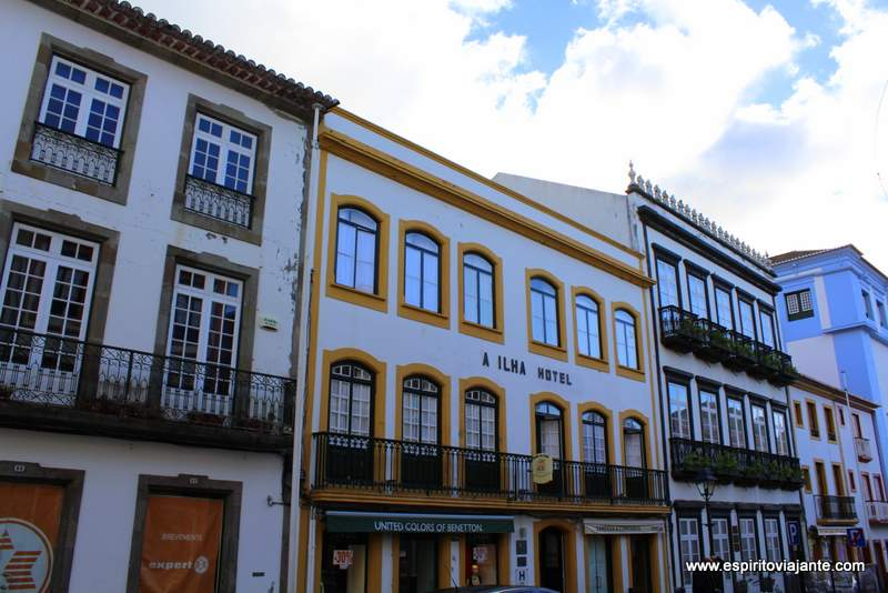 Visitar Açores Centro Histórico de Angra do Heroísmo