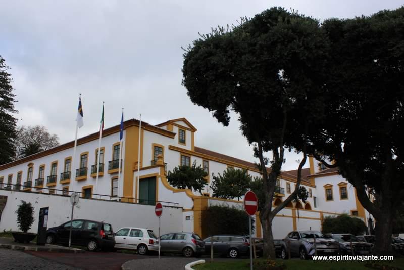 Palácio dos Capitães Generais Angra do Heroísmo