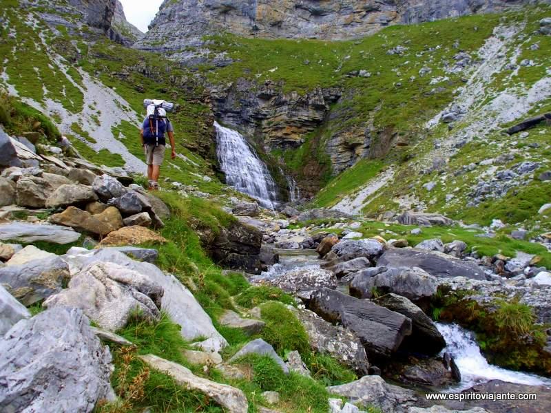 Cascata Cola de Caballo Ordesa Pirineus