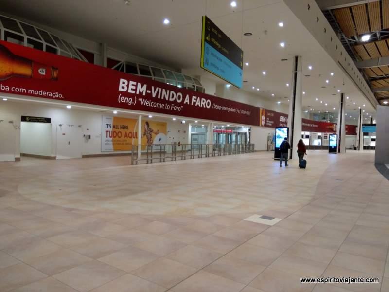 Aeroporto Internacional de Faro Algarve Portugal