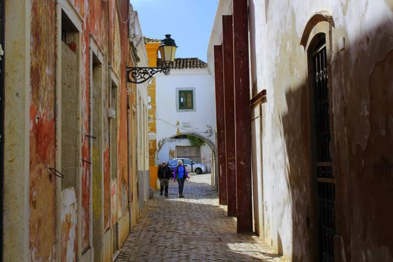 Cidade Velha Faro Algarve