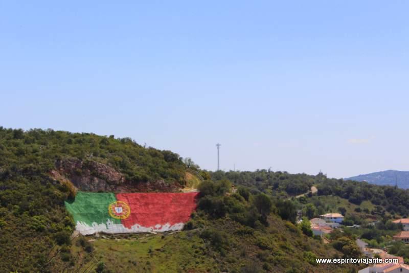 Bandeira de Portugal Alte Algarve