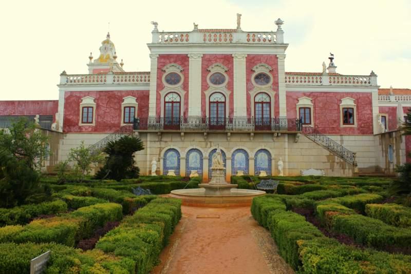 Jardins e Palacio de Estoi Algarve