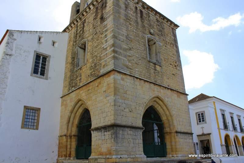 Sé Catedral de Faro Fotos