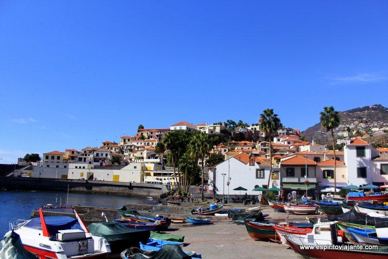 Câmara de Lobos Ilha da Madeira