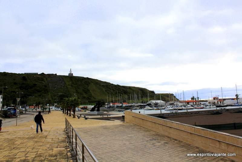 Marina Praia da Vitória Açores
