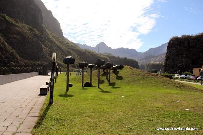 Fotos São Vicente Ilha da Madeira