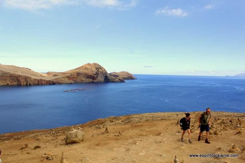 Trilhos pedestres ilha da Madeira