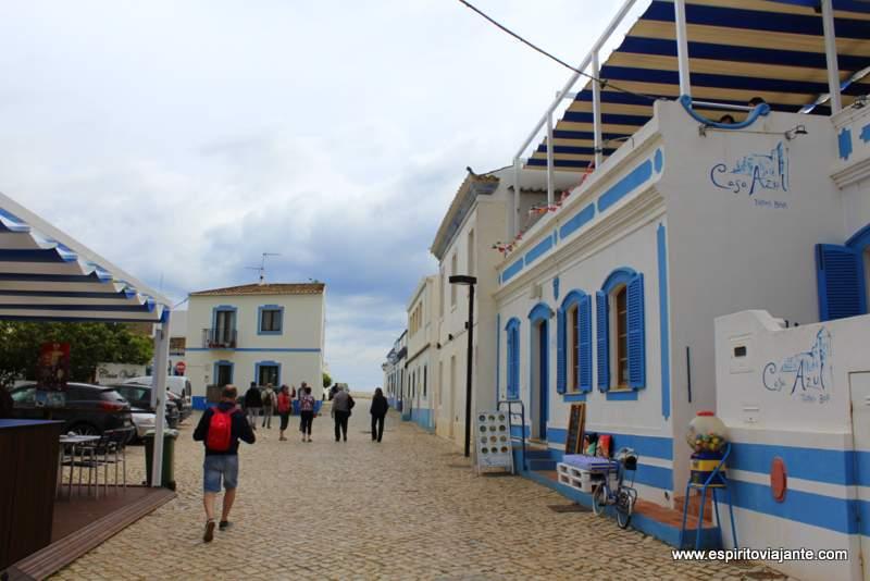 Centro histórico de Cacela Velha