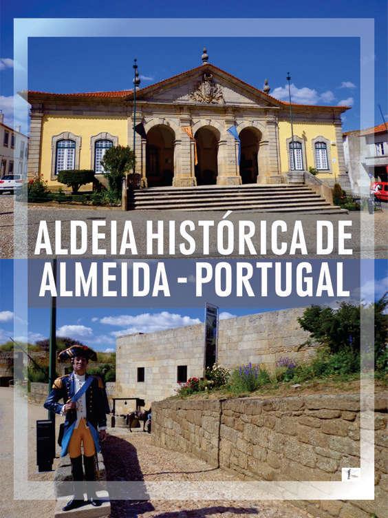 Pinterest - Aldeia Histórica de Almeida