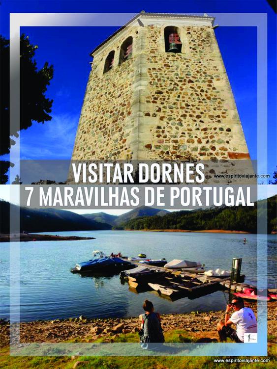 Dornes 7 Maravilhas de Portugal